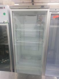 Køleskab med glasglåge, Coolhead RCGX-600, brugt 1 mdr til udlejning
