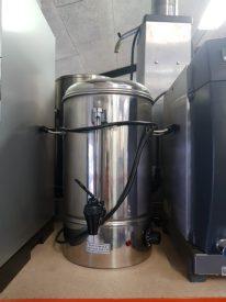 Vandvarmer / te varmer med tappehane