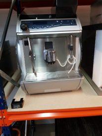Espressomaskine SAECO, Brugt