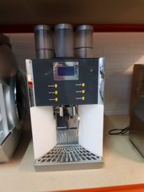 Kaffemaskine WMF, flot stand, Brugt