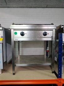 Stegeplade til EL, Asber EFTER-800, brugt til udlejning 2 mdr