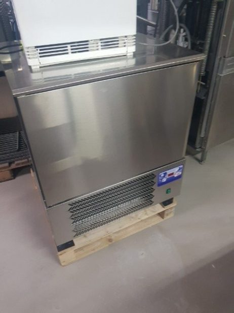 Blæstkøler, brugt til udlejning 14 dage, AT05ISO Tecnodom