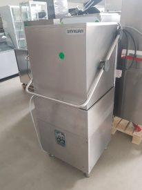 Industriopvasker (hættemodel) fra Omniwash, Brugt