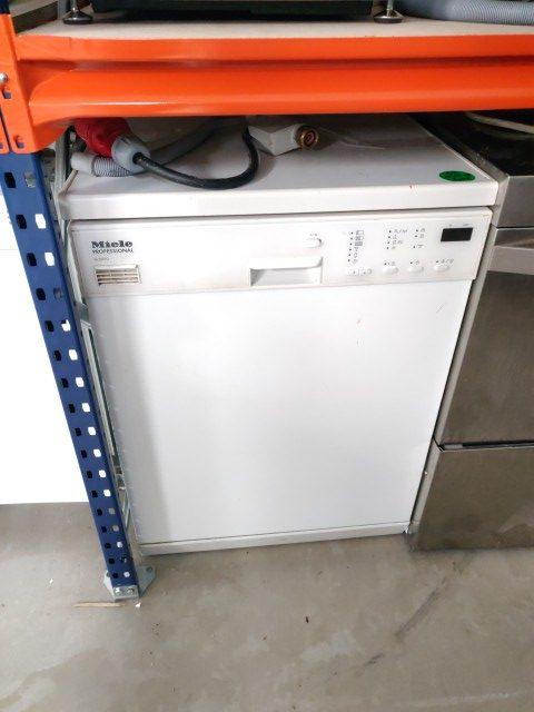 Underbordsopvaskemaskine, Miele PROFF, brugt