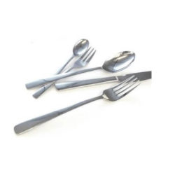 Bestik P3 knive, gafler og skeer, den nye og flottere version af P1 - Sæt á 12 stk