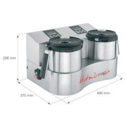 HotmixPRO Foodprocessor, Flere varianter