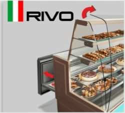 Køledisk STATISK, Tecnodom RIVO, God til eks. kager