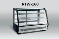 Kølemontre RTW fra Scandomestic, 2 størrelser