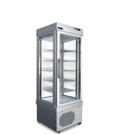 Frysemontre / fryseskab fra Afinox, statisk eller ventileret