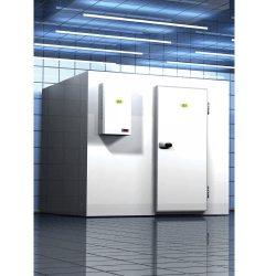Kølerum fra JKS, 2140mm BRED (flere dybder)