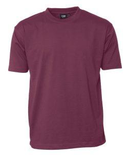 """Kentaur """"Pro Wear"""" T-shirt i bordeaux, Flere størrelser"""