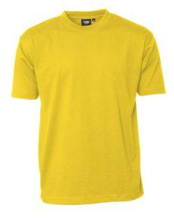 """Kentaur """"Pro Wear"""" T-shirt i gul, Flere størrelser"""