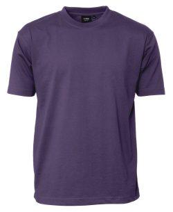 """Kentaur """"Pro Wear"""" T-shirt i mørk lilla, Flere størrelser"""