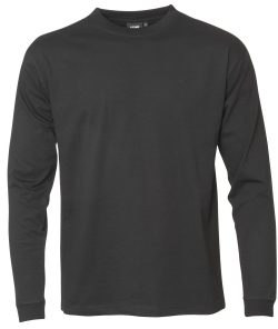 "Kentaur ""Pro Wear"" langærmet T-shirt i sort, Flere størrelser"