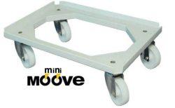 Mini Moove traller til 60x40 kasser / thermokasser