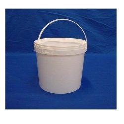 Plastspand, fødevaregodkendt på 5,8 L, 8058-DTE