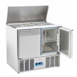 Saladette, Coolhead Europe CR 90A, Zanussi kompressor