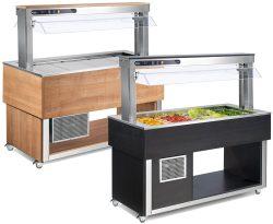 Salatbar, Afinox Tradition, flere farver / størrelser