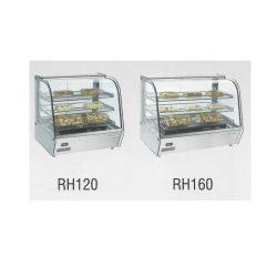 Varmemontre bordmodel, Coolhead RH,  flere størrelser