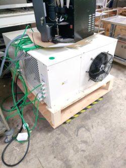 Kompressor LOFT, frys brugt 3 måneder, Kide EMR2015L1Z