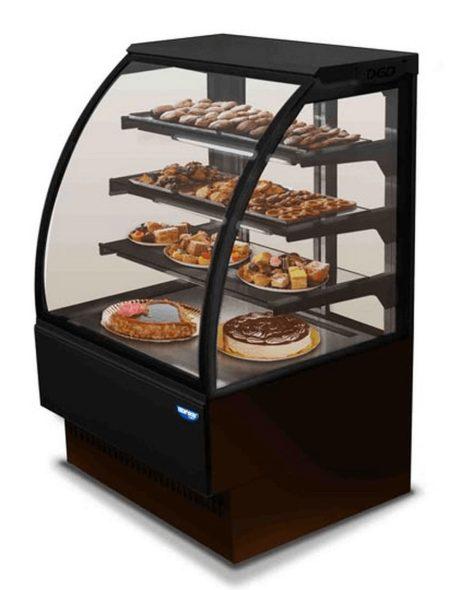 Kølemontre EVO perfekt til kager, smørrebrød, sandwich, Tecnodom